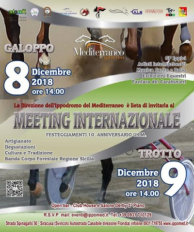 Meeting del Galoppo e del Trotto