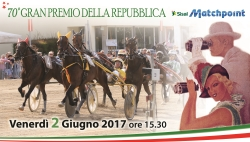GP Repubblica Sisal Matchpoint 2017